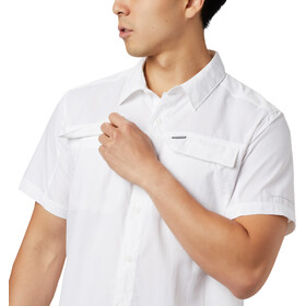 Columbia Silver Ridge 2.0 Short Sleeve Shirt Men white